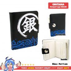 Dompet Anime Gintama - Logo Gintoki - myhobbytown
